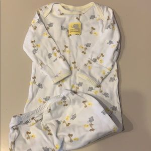 Child Of Mine by Carters Sleeper Gown